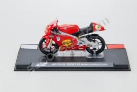 1;24<>APRILIA RSW 125 cc     GP 2004  Mirko Giansanti #6
