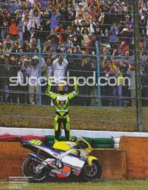 """1;12<>HONDA NSR 500cc   MotoGP 2001 """"WIN SUZUKA """"  Rossi #46 Special!"""