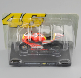 "1;18<>#46 - DUCATI  11.1  MotoGP 2011  ""MUGELLO""  #46 Valentino Rossi  + Intro"