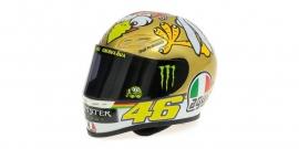 "1;02<> Helmet. mc328090066.  ROSSI  GP 2009 ""VALENCIA""."