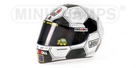 """1;02<> Helmet.mc 328080086.  ROSSI  GP 2008 """"BARCELONA""""."""