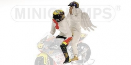 "1;12<>Valentino Rossi  + Angel  GP 1999 ""250 cc"". mc312990096"