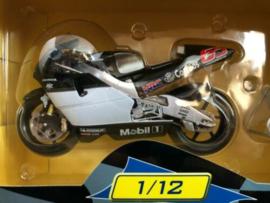 1;12<>HONDA NSR 500cc   MotoGP 2002  Loris Capirossi #65