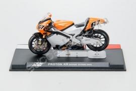 1;24< PROTON KR     MotoGP 2005  Shane Byrne #67