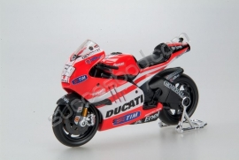 1;12<>DUCATI GP11   MotoGP 2011  Nicky Hayden #69 + Intro