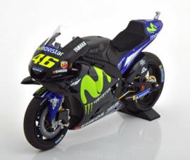 "1;12<>YAMAHA YZR-M1 MotoGP  2017 ""Test Valencia""  Rossi #46 mc122183946"