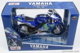 1;10<>YAMAHA YZR-M1  #46 ROSSI  MotoGP 2015