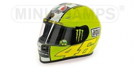 "1;02<> Helmet. mc328090086.  ROSSI  GP 2009 ""WINTER TEST""."