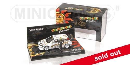 1;43<>FORD FOCUS RS WRC - #46 Rossi/Cassina - MONZA SHOW 2006 - mc436068446