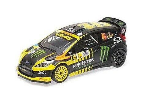 1;18<> FORD FIESTA RS  WCR - V.Rossi #46/C.Cassina - Monza Ralley 2013 - mc151130846