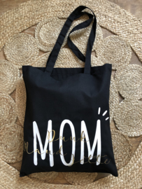 Shopper MOM | White-Gold