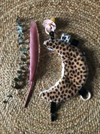 Speendoekje Leopard - Teddy