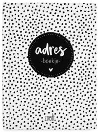Adresboekje | A6-formaat