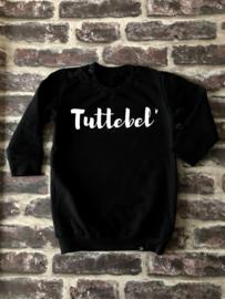 Sweater Dress Tuttebel | BLACK