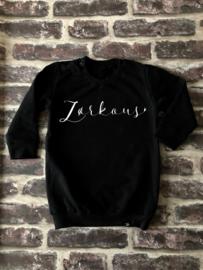 Sweater Dress Zørkous II | BLACK