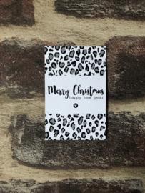 Theelichtjes (3x) met verborgen boodschap! Lieverd Fijne kerst!