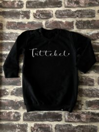 Sweater Dress Tuttebel II | BLACK