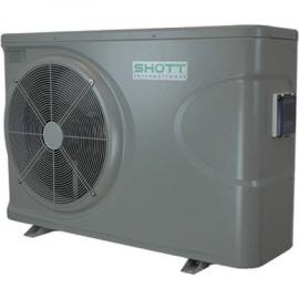 Shott warmtepomp, 6,5kw, zwembadinhoud 0-40m3