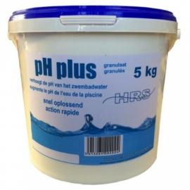 Ph plus 5kg. Voor de verhoging van de Ph waarde, sneloplossend
