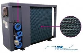 Zwembad warmtepomp PAC Vesuvio, 12 kW (ABS behuizing) zwembadinhoud 60-90 m³