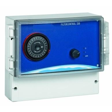 Filtercontrol (analoog tijd geschakeld) versie 230 volt
