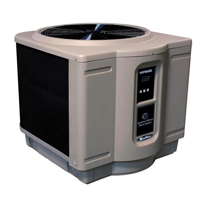 Warmtepomp Hayward SUM Heat, 14 kW (ABS behuizing) zwembadinhoud 0-70 m³