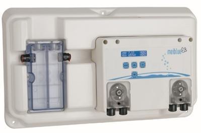 Dos pH en Rx Basic Pro digitale doseerunit standaard