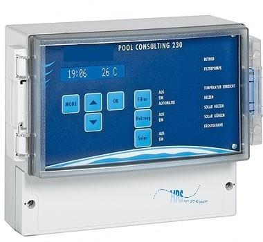 Poolconsulting de luxe (versie 1= 230 volt)