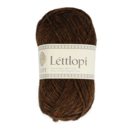 Lett lopi 0867 Chocolate heather