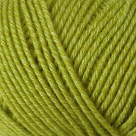 Fino Cotton + Merino 519 Limegroen