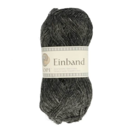 Lopi Einband 9103 Dark grey heather