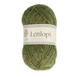 Lett lopi 9421 Celery green heather