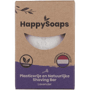 Happy Soaps - Shaving Bar -Lavendel