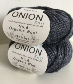 Onion Wool + Nettles no. 6 - 634  Inkt