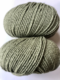 Onion Cotton + Merino 735 licht grijsgroen