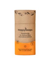 Happy Soaps - Zonnebrandstick SPF 30