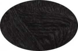 Alafoss lopi 0005 Black heather