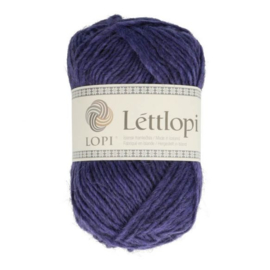Lett lopi 9432 Grape heather