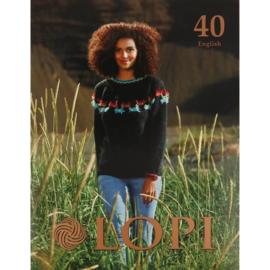 Istex Lopi Patronenboek 40