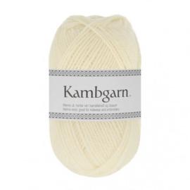 Lopi Kambgarn 0051  White