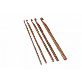 Knitpro Symfonie wood haaknaald 3,5