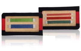 Knitpro Set 15 cm sokkennaalden Zing