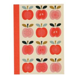 Notitieboekje - Vintage Apple - Rex London