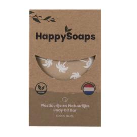 Happy Soaps - Body Oil Bar - Coco Nuts