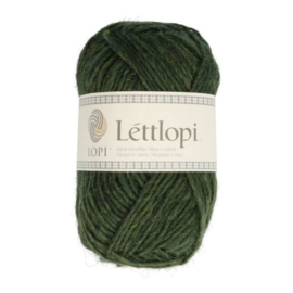 Lett lopi 1407 Pine green heather