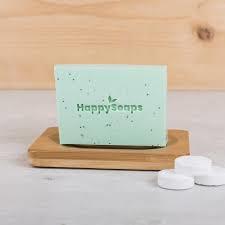 Happy Soaps- Body Bar - Tea Tree & Pepermunt