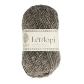 Lett lopi 0057 Grey heather