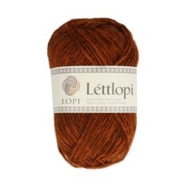 Lett lopi 9427 Rust heather