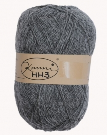 Kauni 8/2 uni HH3 Grijs (150 g)