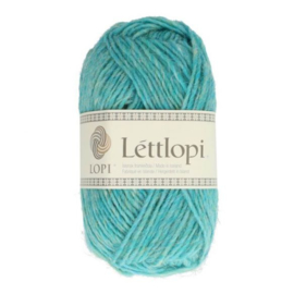 Lett lopi 1404 Glacier blue heather